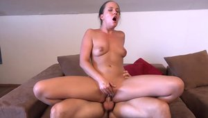 Bubble butt babe Blue Angel desires the best sex in HD
