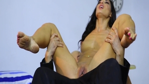 Alexa Tomas pussy fuck on the Christmas