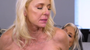 Orgy with big boobs Luna Azul as well as Rita Daniels