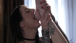 Sex together with Skye Blue starring Ela White