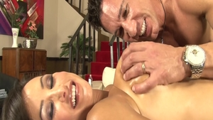 Fucked in the ass sex video among very hawt raw Lisa Ann
