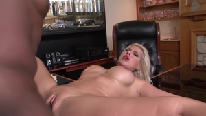 Large tits Savana Styles has a passion for plowing hard
