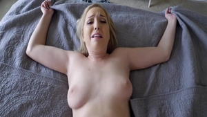POV rough sex with very hot Zoe Parker along with Brad Knight