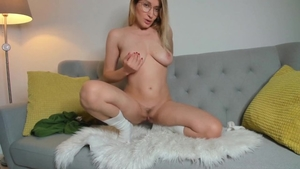 Large tits female butt sex on web-cam