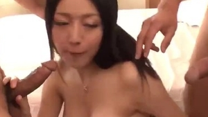 Chubby and very small tits babe hard sex