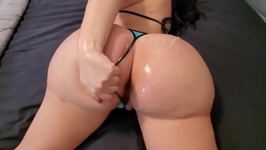 Instruction escorted by young pawg