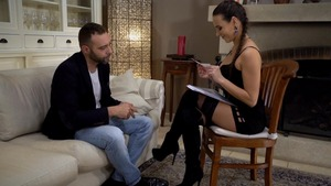 Raw sex in company with tight babe Mea Melone