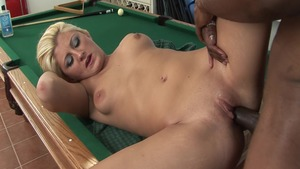 Stacy Thorn blowjob cum scene